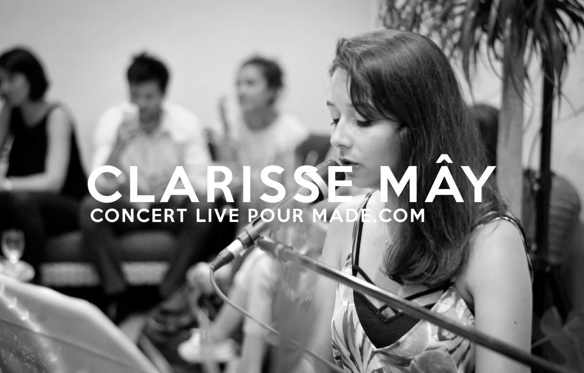 Clarisse Mây et bonsoirbonsoir chezMade.com